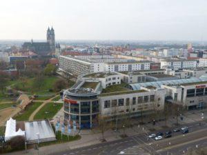 Magdeburg, Sachsen-Anhalt, Deutschland