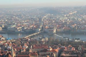 Moldau, Prag, Tschechien