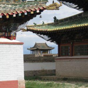 Monastery Karakorum, Mongolei