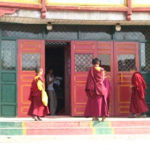 Mongolian Temple, Mongolei