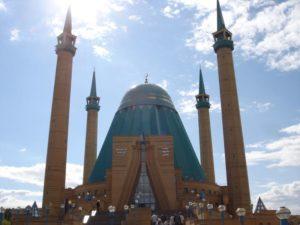 Moschee, Baku, Aserbaidschan