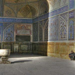Moschee, Esfahan, Iran