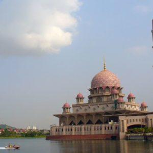 Moschee, Putra Jaya, Malaysia