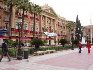 Murcia Stadt, Murcia, Spanien