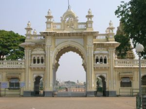 Mysore Palace, Indien