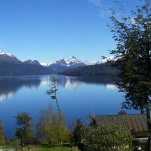 Nahuel Huapi Lake, Patagonien, Argentinien
