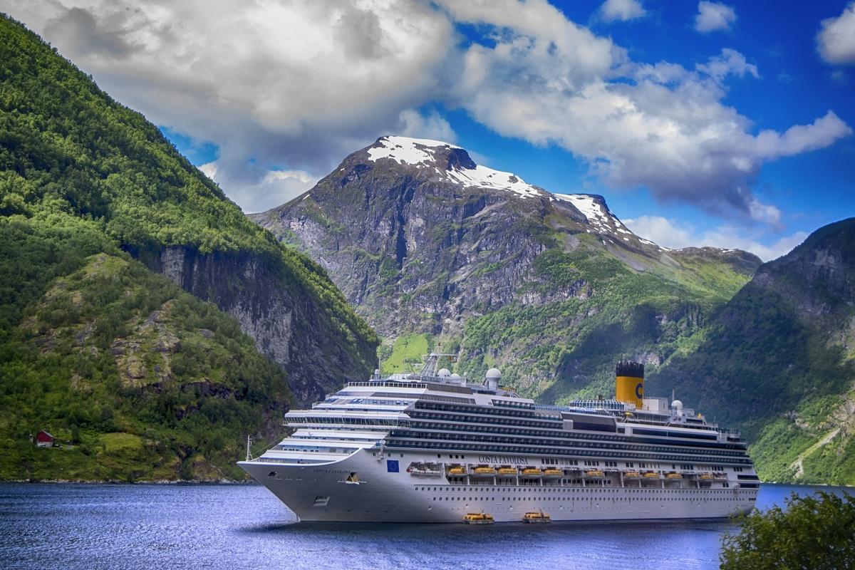 Kreuzfahrtschiff Norwegen