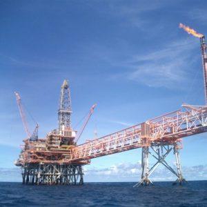 Ölplattform, Western Australia