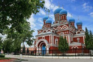 Orthodoxe Kirche, Borisov, Weissrussland