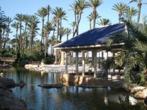 Palmeral Park, Alicante, Valencia