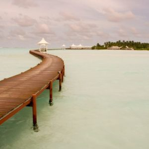 Pier, Meemu Atoll, Maledvien