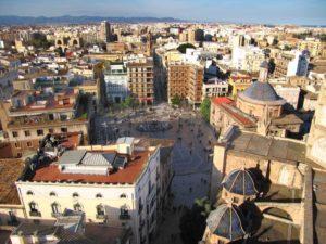 Placa de la Marededeu, Valencia