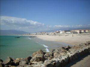 Playa de Tarifa, Tarifa, Andalusien