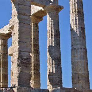 Poseidontempel, Kap Sounion, Griechenland
