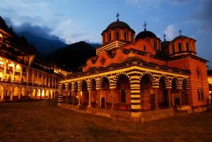Rila Kloster in Bulgarien