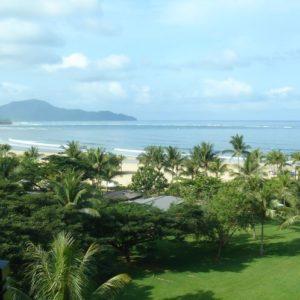 Sabah Küste, Malaysia