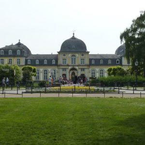Schloss mit Parkanlage, Bonn, Nordrhein-Westfalen