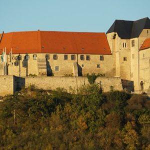 Schloss Neuenburg, Freyburg, Sachsen-Anhalt