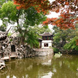 See, Chinesischer Garten, China