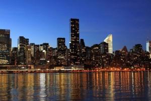 Skylinevon Manhattan, New York City