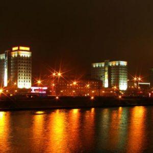 Skyline, Minsk, Weissrussland