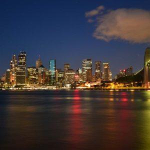 Skyline, Sydney, Australien