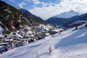Sölden in Österreich