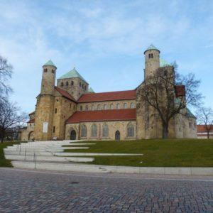 St. Michael Kirche, Hildesheim, Niedersachsen, Deutschland