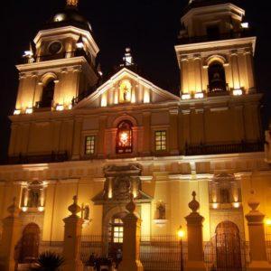 St. Peter Basilic, Lima, Peru