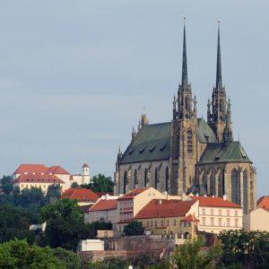 St. Peter und Paul Kathedrale, Brno, Tschechien