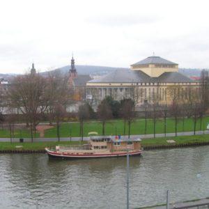 Staatstheate, Saarbrücken, Saarland, Deutschland