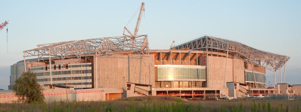 Stade des Lumieres - Lyon