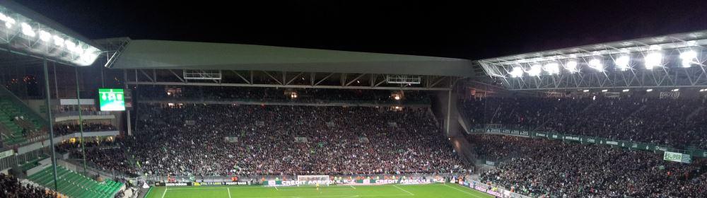 Stade Geoffroy-Guichard - Saint-Etienne