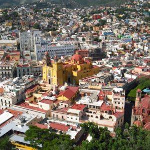 Stadtzentrum, Guanajuato, Mexiko