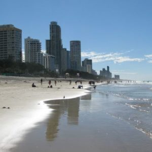 Strand, Brisbane, Queensland