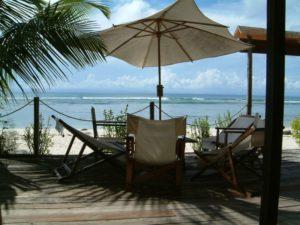Strand, Island Sainte Marie, Madagaskar