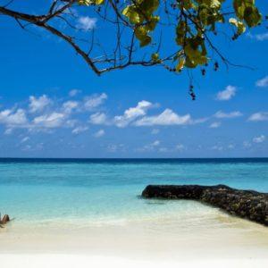 Strand, Malediven