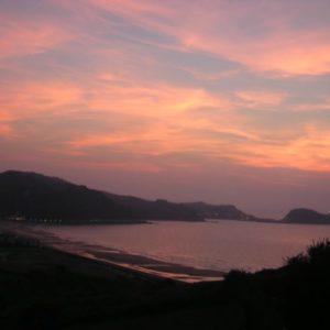 Strand, Zarautz, Baskenland