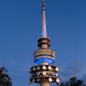 Telstra Tower, Canberra, Australian Capital Territory