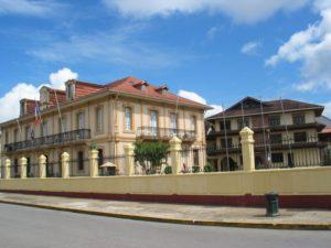 Townhall, Cayenne, French Guiana