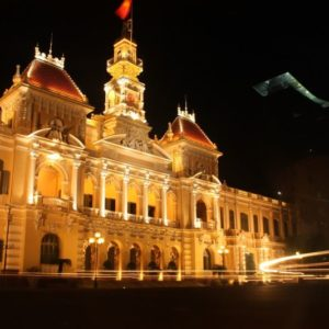 Townhall, Ho Chi Minh City, Vietnam