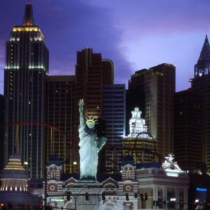 Skyline, Las Vegas, USA