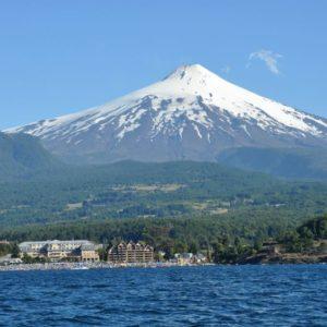 Vulkan Villarica, Pucon, Chile