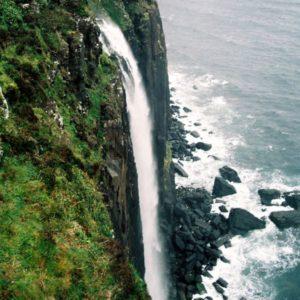 Wasserfall, Schottland, Grossbritannien