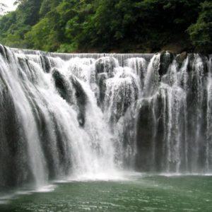 Wasserfall, Taiwan
