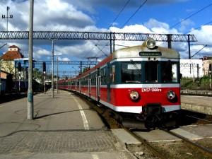 Zug Südafrika