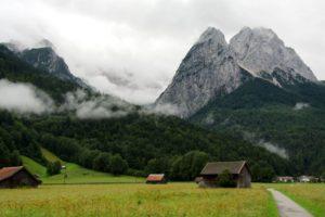 Zugspitze, Garmisch-Partenkirchen, Bayern