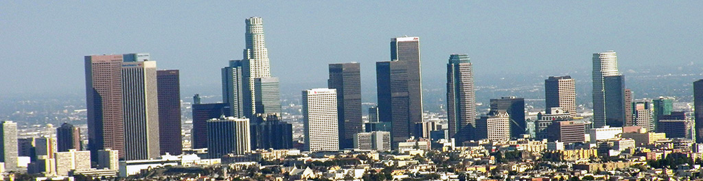 Postleitzahl Los Angeles
